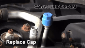 How to Add Refrigerant to a 20032007 Honda Accord  2006 Honda Accord EX 24L 4 Cyl Coupe (2 Door)
