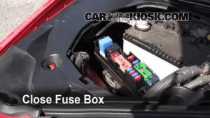 Replace a Fuse: 20032009 Nissan 350Z  2008 Nissan 350Z 3