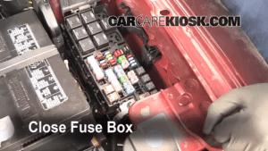 Replace a Fuse: 20092016 Ford Flex  2009 Ford Flex SEL 35L V6