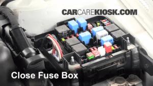 Replace a Fuse: 20102013 Kia Forte  2010 Kia Forte EX 20L 4 Cyl Sedan (4 Door)