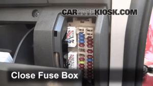 20052012 Nissan Pathfinder Interior Fuse Check  2010