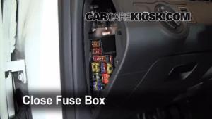 Interior Fuse Box Location: 20062010 Volkswagen Passat