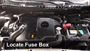 Blown Fuse Check 20112016 Nissan Juke  2012 Nissan Juke S 16L 4 Cyl Turbo