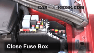 Replace a Fuse: 20102016 Volvo XC60  2010 Volvo XC60 32 32L 6 Cyl