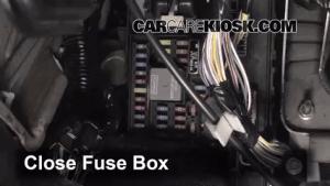 Interior Fuse Box Location: 20082016 Ford E350 Super Duty  2013 Ford E350 Super Duty XLT 5
