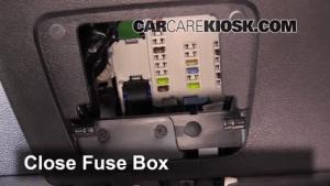 Interior Fuse Box Location: 20142016 Jeep Cherokee  2014 Jeep Cherokee Latitude 32L V6