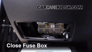 Interior Fuse Box Location: 20132015 Nissan Altima  2014