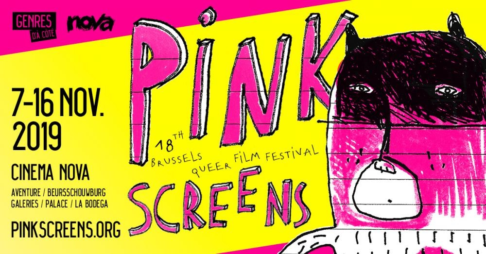 18th Pink Screens Festival