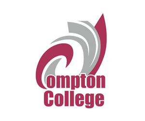 Compton College logo