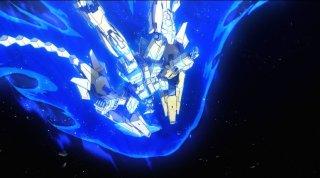 Gundam NT vs PHENEX Psycoframe 2