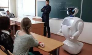 機器人老師