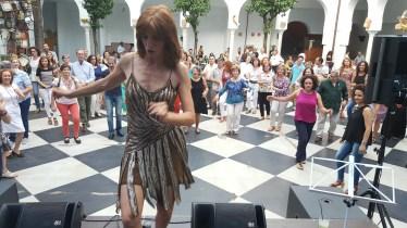 Clase de samba