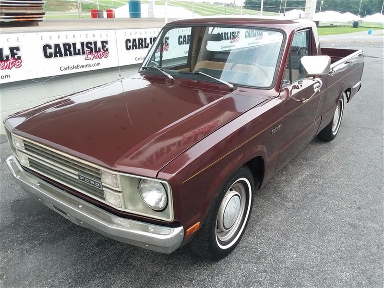1981 Ford Courier Motor Diagram
