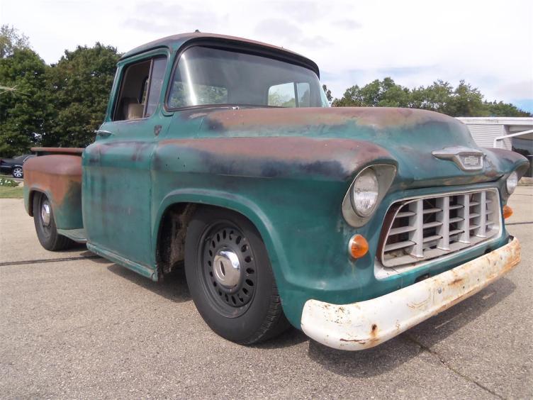 1955 Chevrolet 3100 for Sale   ClassicCars.com   CC-1026482