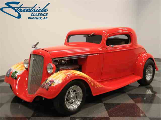 35 Chevy Coupe