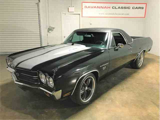 1967 to 1972 Chevrolet for Sale on ClassicCars com   Pg 89 1970 Chevrolet El Camino