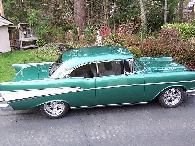 1957 Chevrolet Bel Air for Sale on ClassicCars com 1957 Chevrolet Bel Air