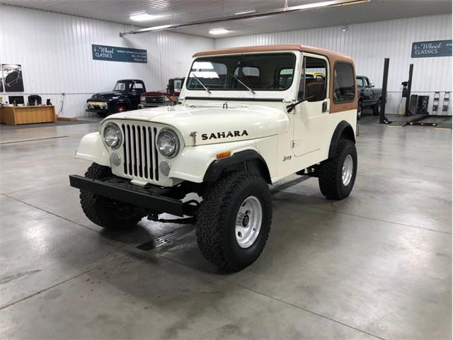 Classic Jeep For Sale On Classiccars Com