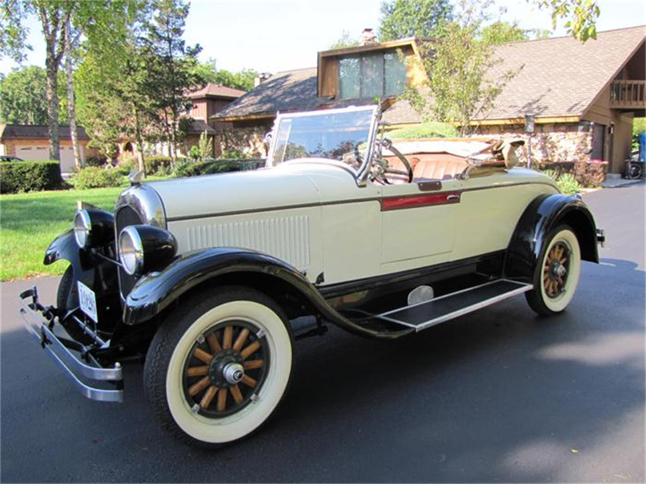 1926 Chrysler G 70 Roadster for Sale   ClassicCars com   CC 360713 Large Picture of  26 G 70 Roadster   7QBT