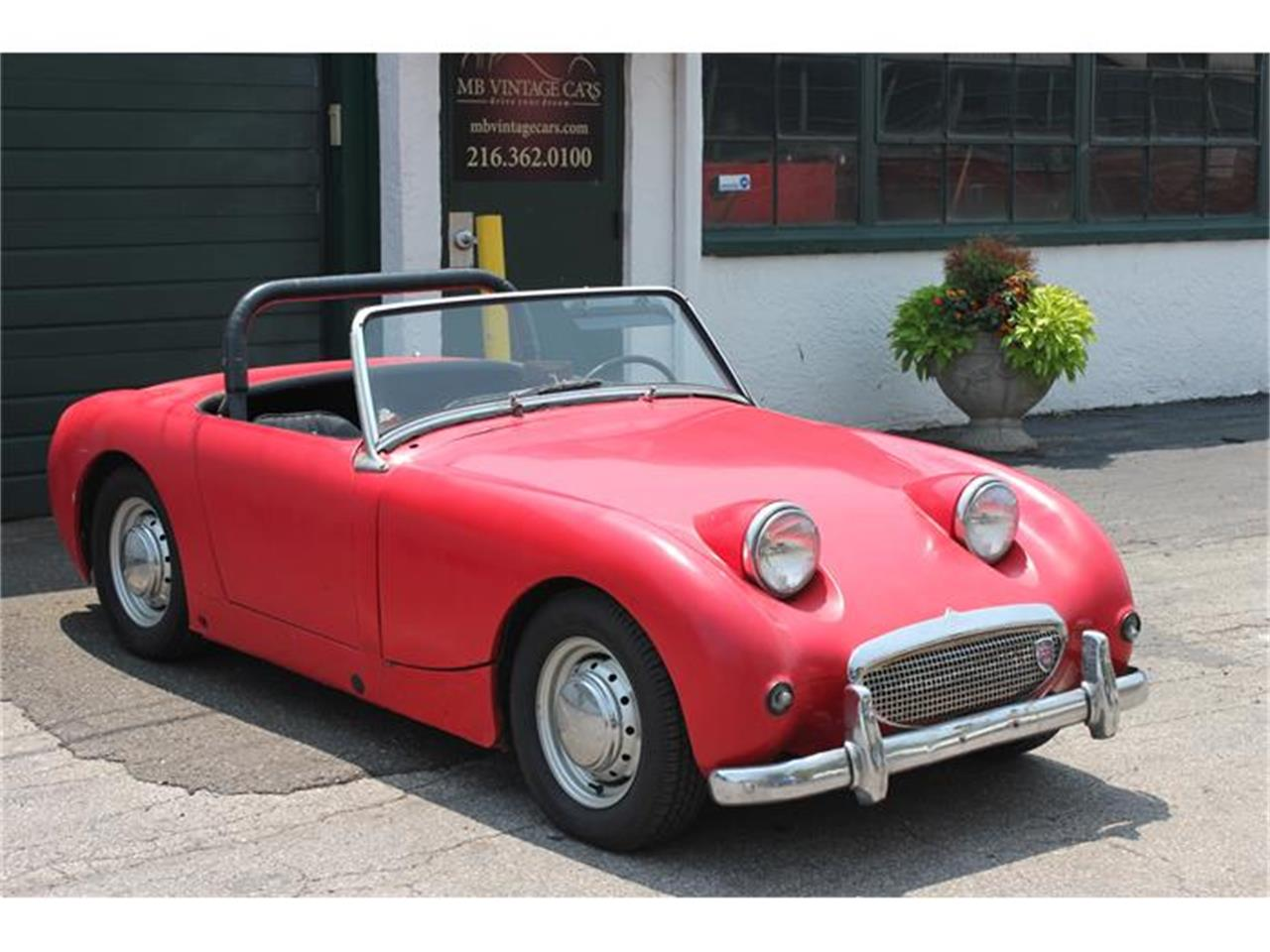 1961 Austin Healey Bugeye Sprite for Sale   ClassicCars com   CC 695310 Large Picture of  61 Bugeye Sprite   EWI6