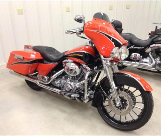Large Picture Of 04 Road King Cvo Screaming Eagle J696