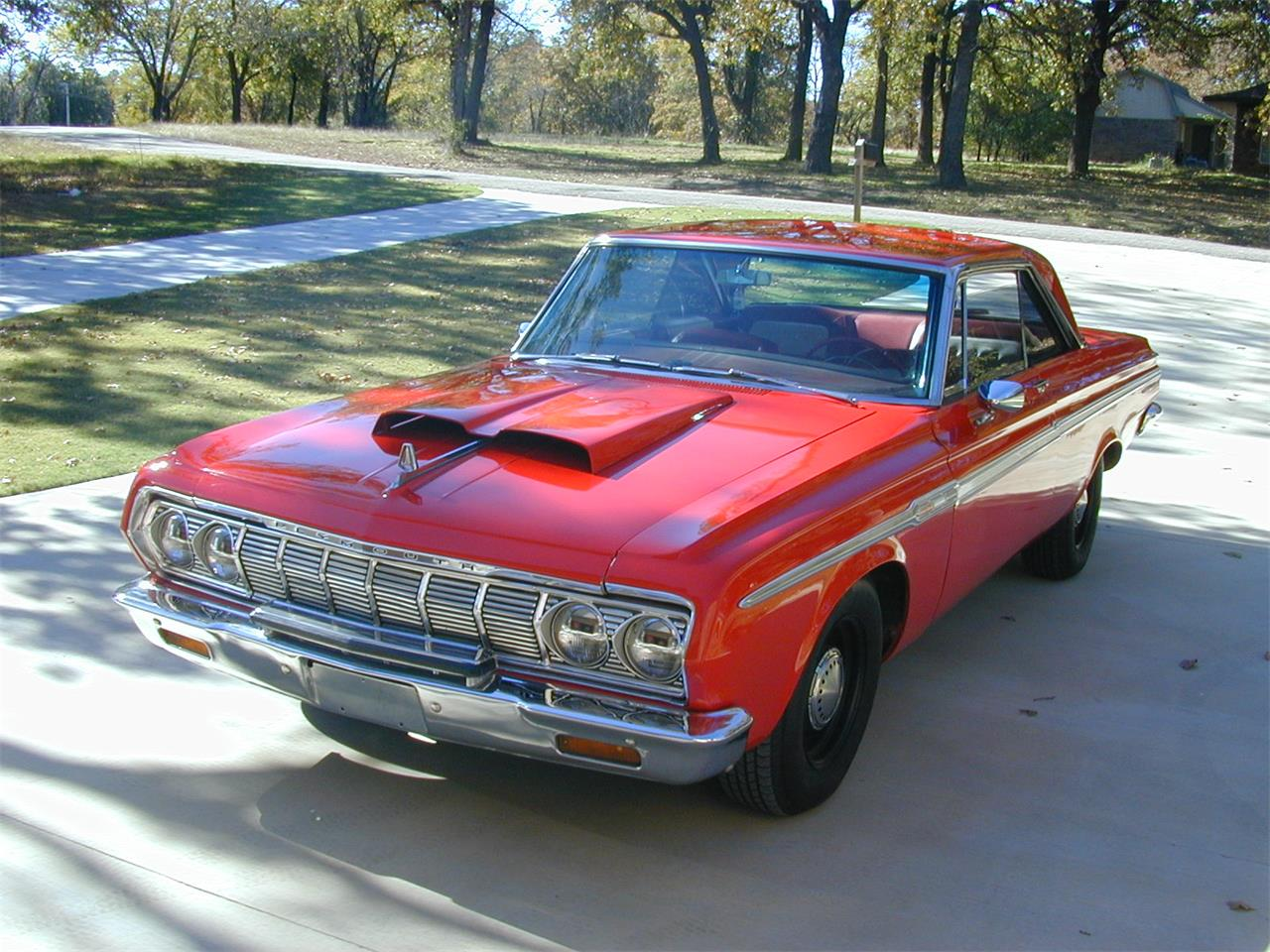 1964 Plymouth Sport Fury for Sale   ClassicCars com   CC 924935 Large Picture of Classic  64 Plymouth Sport Fury located in Oklahoma  Offered by a Private