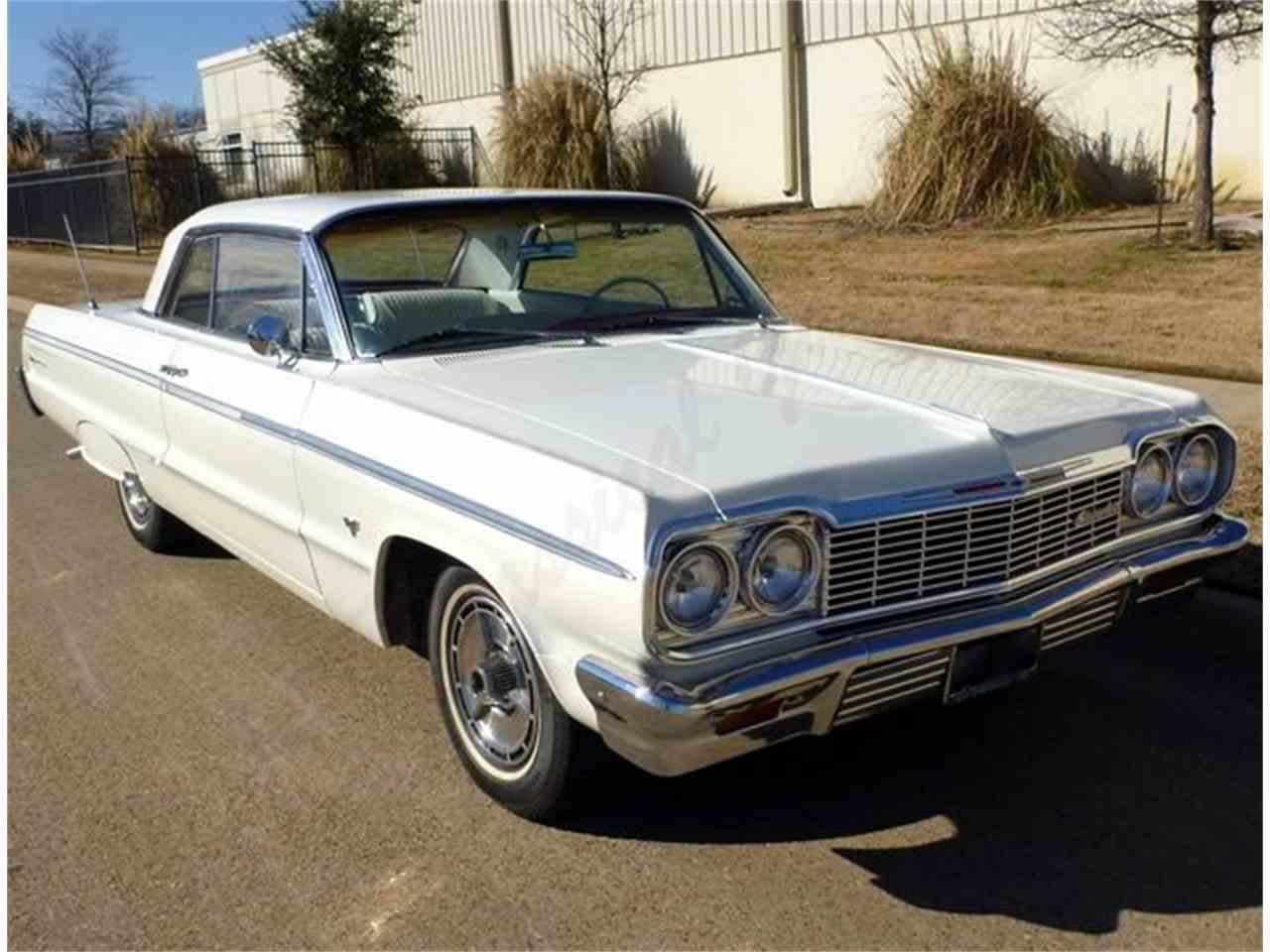 1964 Impala Ss Convertible Craigslist