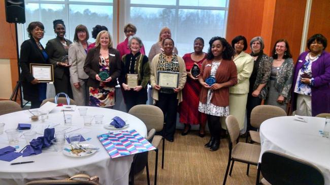 W.O.W 2016 Honorees