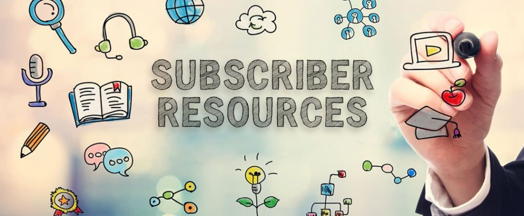 Subscriber Resources