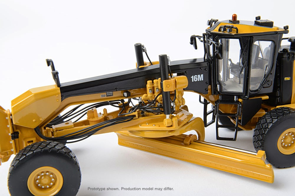 Cat 16m Grader Sample Classic Construction Models