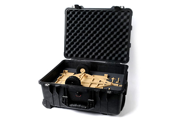 Custom Fit Pelican Case