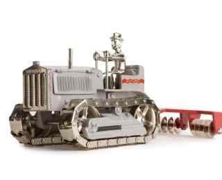 Caterpillar Cast-Iron Tractor