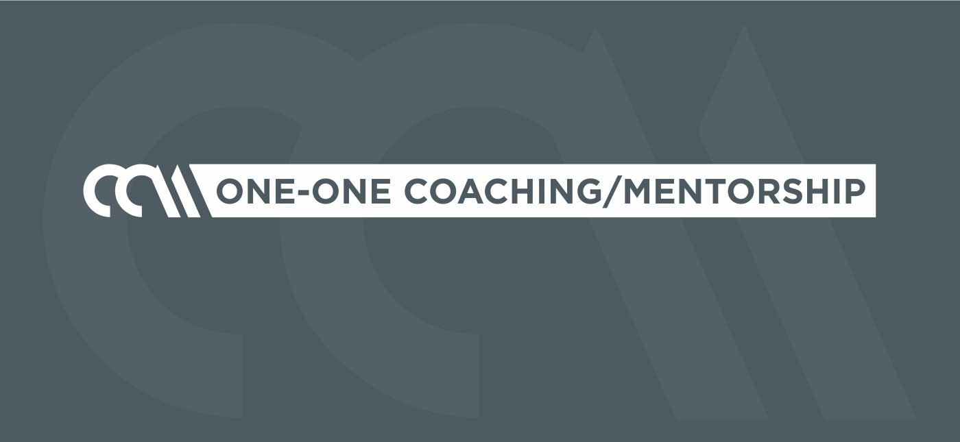 ONE-ON-ONE COACHING/MENTORSHIP