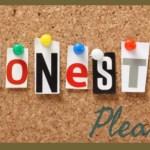 CCM003- Honesty Please