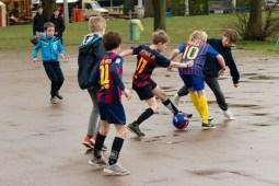 tournoi de foot des primaires