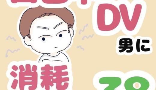 自己中DV男に消耗した話【38】