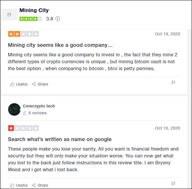 Is Mining City Fake or Legit?