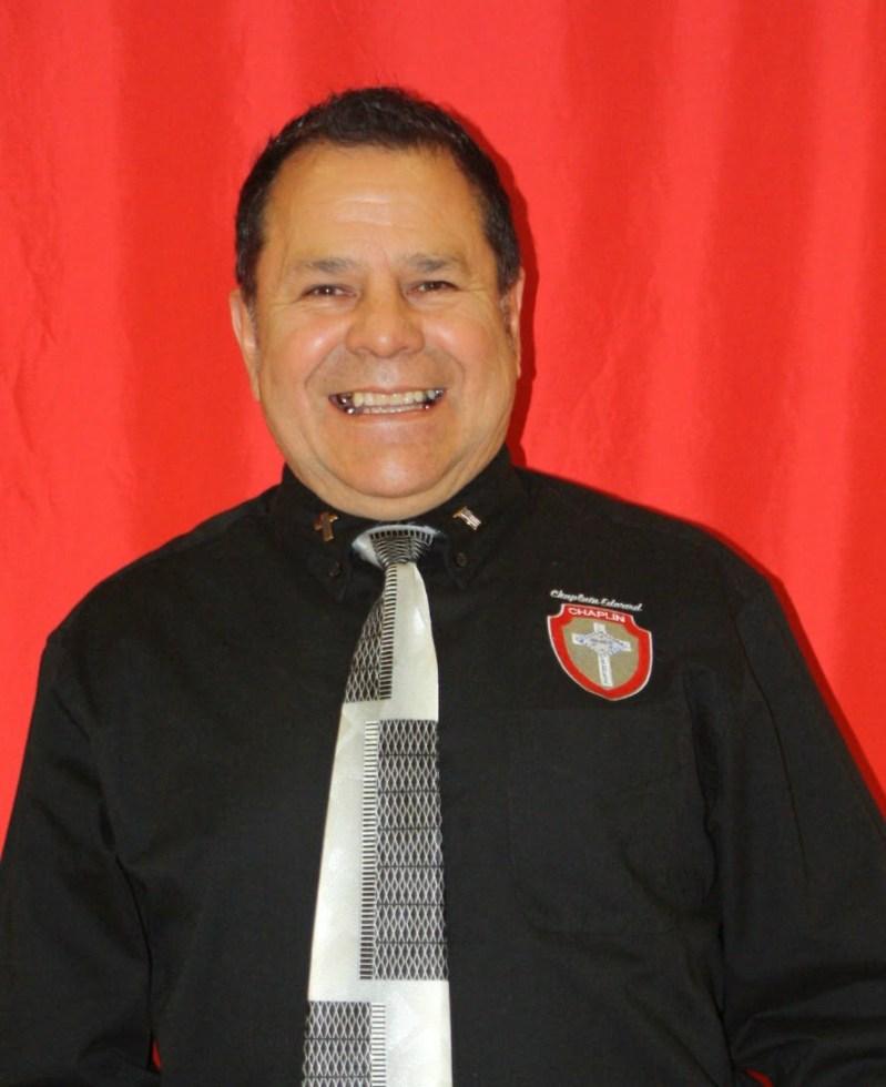 Chaplain Edward Lopez