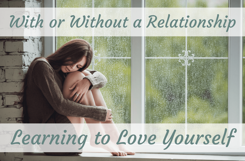 030 Personal Growth: With Or Without a Relationship: Learn To Love Yourself With Christy Johnson