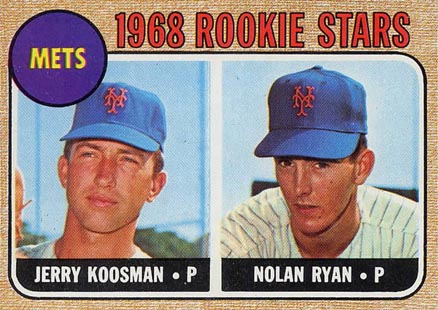1968 Topps Baseball Checklist Set Info Key Cards Buying