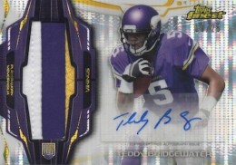 2014 Topps Finest Football Hot List