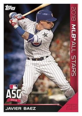 2019 Topps MLB Sticker Baseball Checklist Set Info Boxes