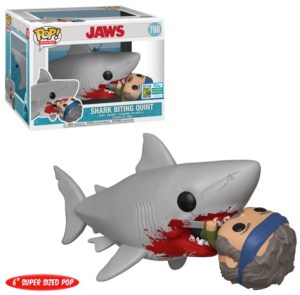 POP MOVIES JAWS BRUCE Vs. QUINT SDCC 2019 VF 760