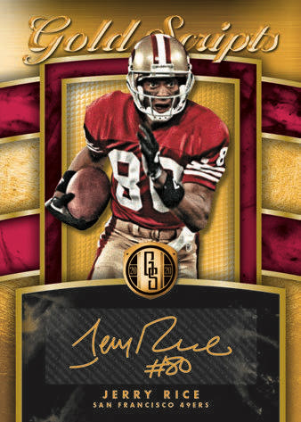 2020 Panini Gold Standard Football Cards - Checklist Added 4