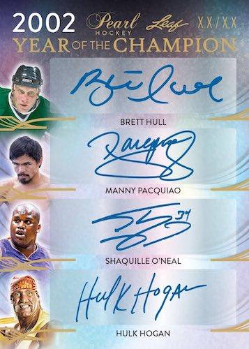2020-21 Leaf Pearl Hockey Cards 7
