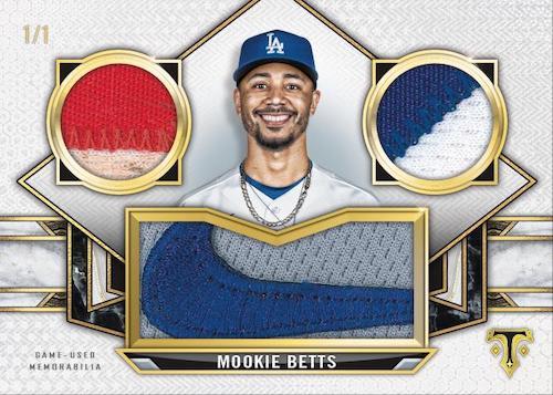 2021 Topps Triple Threads Baseball Cards 11