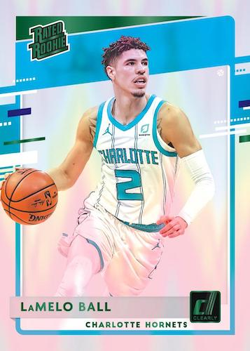 2020-21 Clearly Donruss Basketball Cards - Checklist Added 3