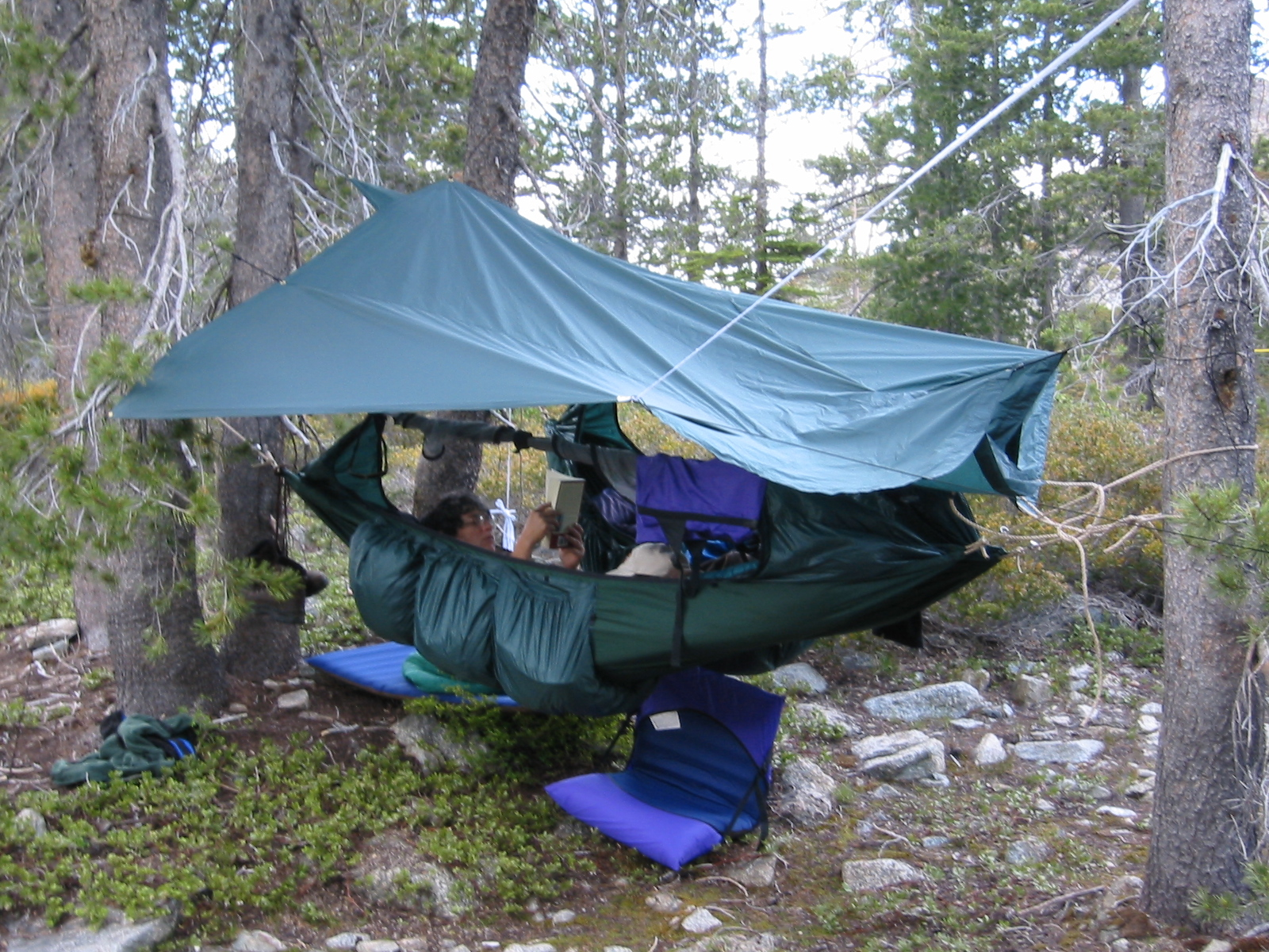 Tent Or Hammock For Backpacking Amp Good Ground C Amp Sites Are