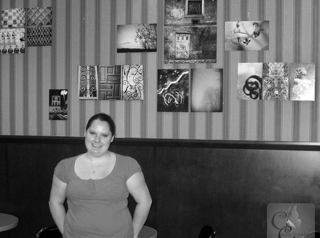 Me at opening in Barnes and Noble, 9/26/11