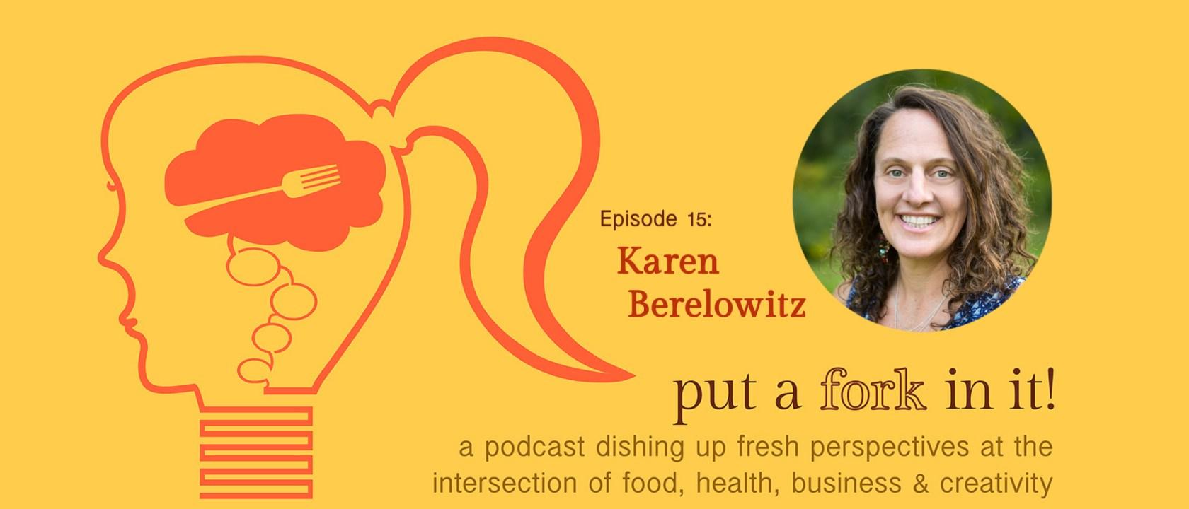 PAFII episode 15: Karen Berelowitz